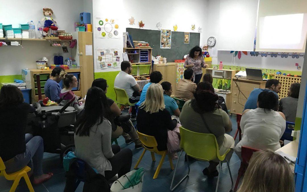 Escuela de Padres Octubre 2017