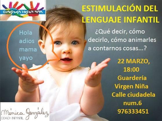"""Escuela de Padres """"Estimulación del Lenguaje Infantil"""""""