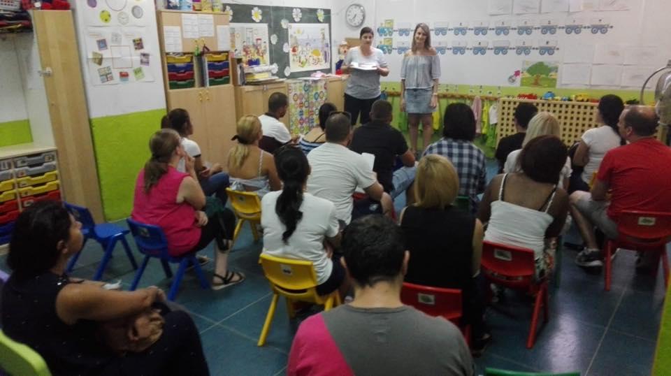 Reunión Inicio de Curso 2018/2019